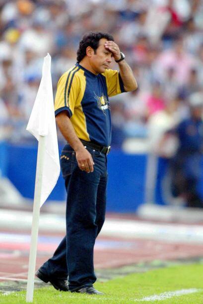 Aun siendo el técnico que logró el bicampeonato, Hugo Sánchez no pudo ma...