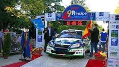 Rally Principe de Autrias