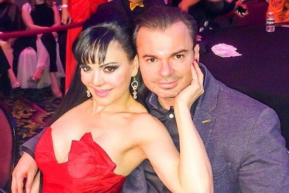 Maribel Guardia al fin conoció la felicidad con Marco Chacón.