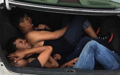 Agentes de la Patrulla Fronteriza detuvieron a una mujer en el sur de Ar...