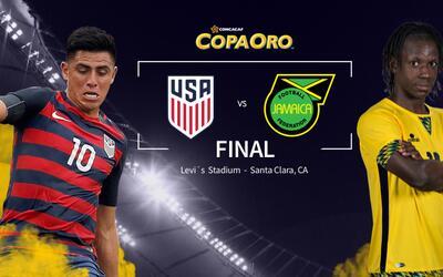 La gran final de la Copa Oro comenzará este miércoles a la...