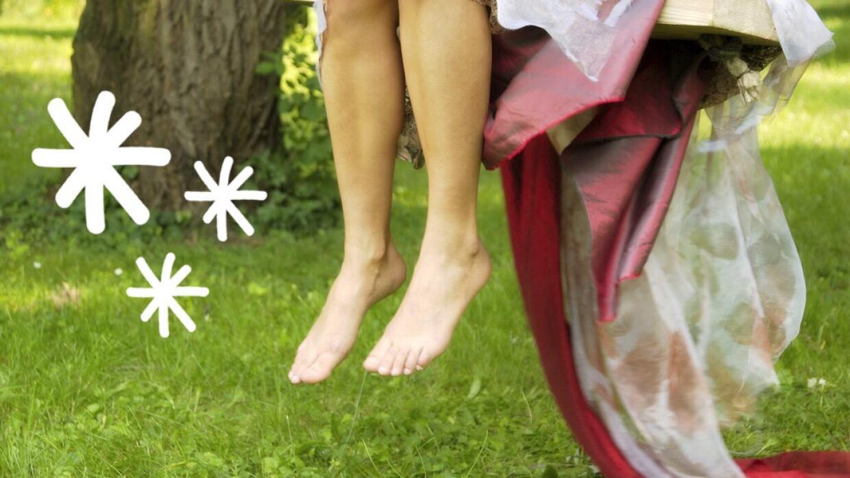 Llegó la hora de tener los pies fabulosos y de presumirlos en esta tempo...