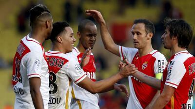 Mónaco golea al Toulouse y se afianza en el segundo lugar de la Ligue 1