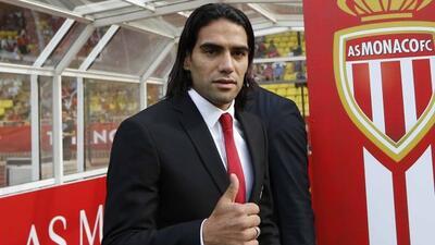 El equipo monegasco aceptó ceder al colombiano a los 'Red Devils' a camb...