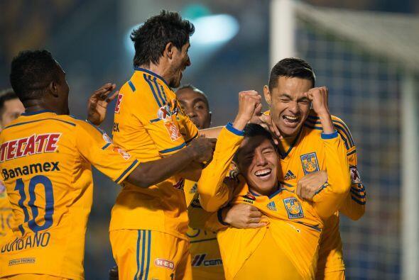 Pero Tigres, Toluca y Monterrey son rivales duros que también pelearán p...