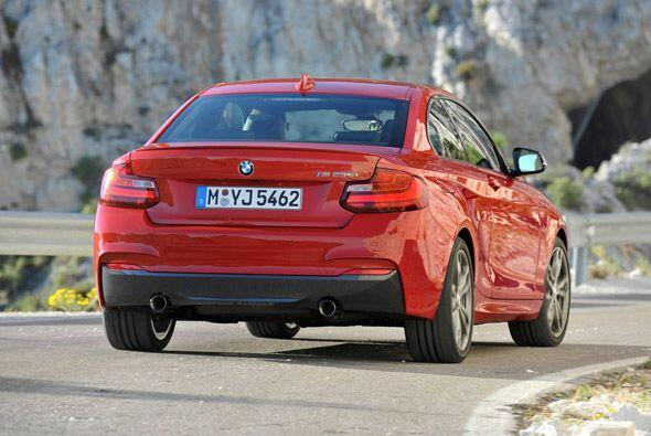 BMW parece hacer las cosas cada vez mejor, y el nuevo M235 pone un nuevo...