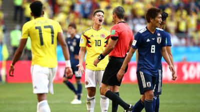 Estadística que asusta: las veces que Colombia perdió en su debut en mundiales no avanzó de ronda