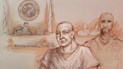Sospechoso arrestado en conexión con paquetes bomba comparece en una corte de Nueva York