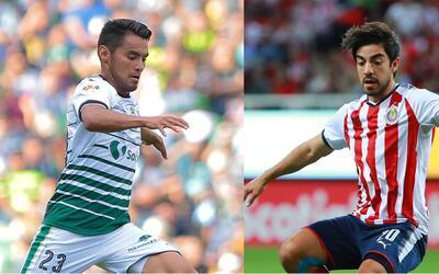 Son los mexicanos más destacados de la Liga MX.