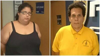 Kenneth Martínez Báez, de 30 años y Tanya Figueroa Pagán, de 29 años
