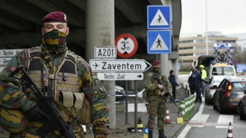 Los atentados en Bruselas dejaron 32 muertos.