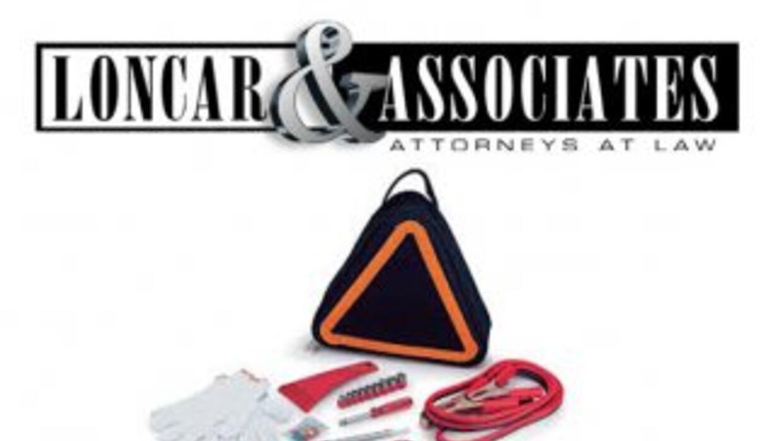 ¡Protégete en el camino con Brian Loncar & Associates!