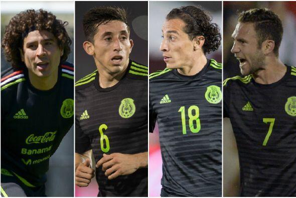 La selección mexicana está a unas horas de afrontar el amistoso ante Par...