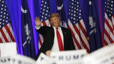 Encuestas: Carolina del Sur prefiere las propuestas más extremas de Trum...