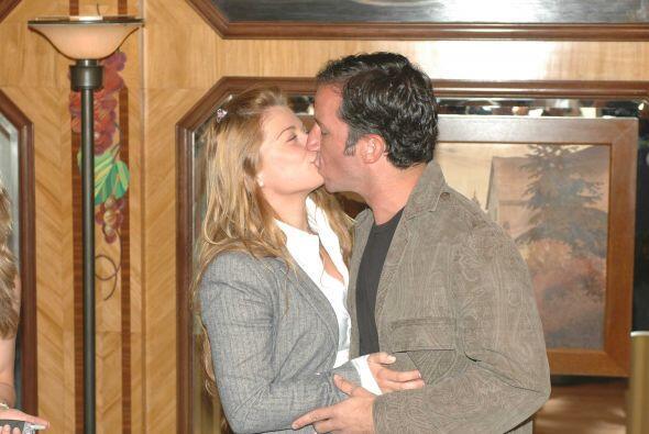 De hecho, renovaron sus votos matrimoniales en una ceremonia en Las Vega...