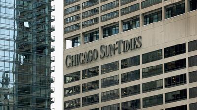 'Chicago en un Minuto': dueño de Chicago Tribune anuncia intención de comprar el Chicago Sun-Times
