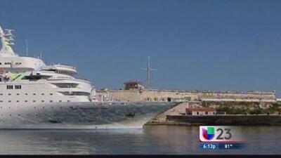 Condicionados los estadounidenses en viajes en ferry a Cuba