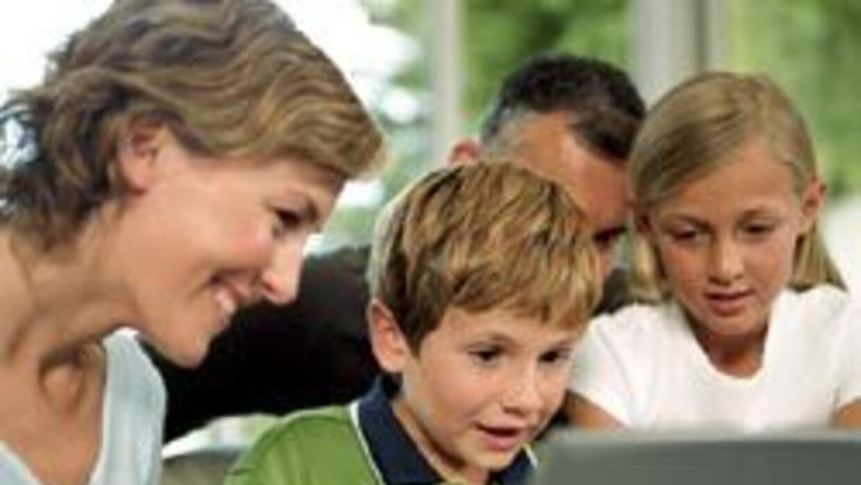 Microsoft se preocupa por las actividades de los pequeños en Internet.