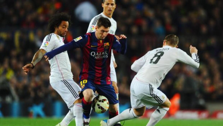 Marcelo (7): Acabó fulminado tras una exhibición física, presente en tod...