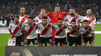 El álbum: los jugadores que hicieron posible el título de Libertadores para River Plate