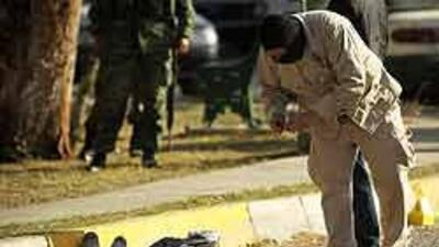 Un total de 14 personas fueron asesinadas en Ciudad Juárez, entre ellos...