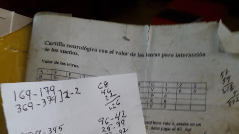 La Bolita, el juego prohibido en Cuba que es más popular que el béisbol...