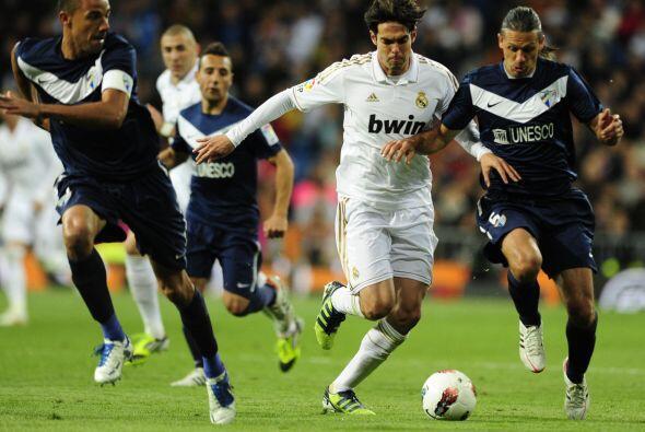Los líderes de la Liga española seguían siendo el equipo dominante.