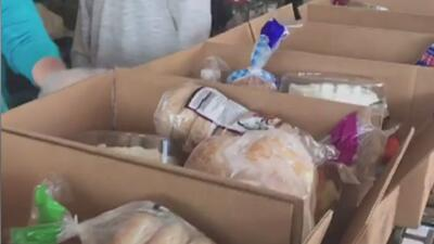 Banco de comida de Fort Worth pide donativos para el Día de Acción de Gracias