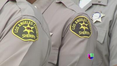 Escándalo en la oficina del alguacil de Los Ángeles