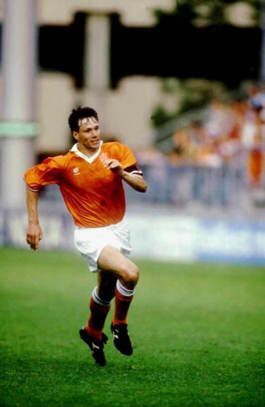 Delantero: Marco van Basten (Holanda) - Estados Unidos 1994