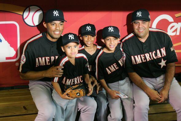 Mariano Rivera nació el 29 de noviembre de 1969 en Panamá y suma 17 años...