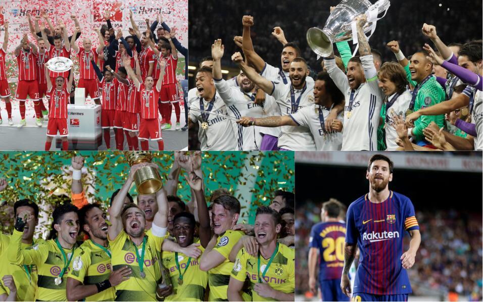 Con sabor a revancha: Los duelos del morbo en la Champions League Grupos...