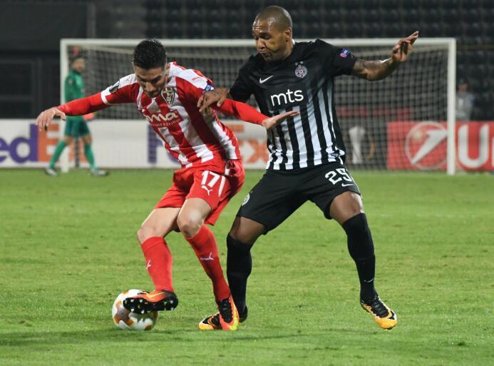 Skenderbeu 0-0 Partizan: empate sin goles entre estos dos equipos, que s...