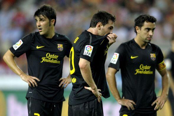 El Barcelona terminó sacando un triunfo sufrido y es el nuevo líder de E...