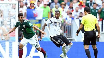 Los hermanos Dos Santos y Carlos Vela se preparan para el México vs. Corea del Sur
