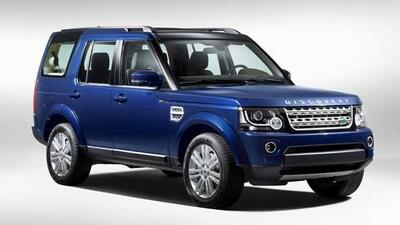 El nombre Discovery regresa a la alineación de Land Rover para sustituir...