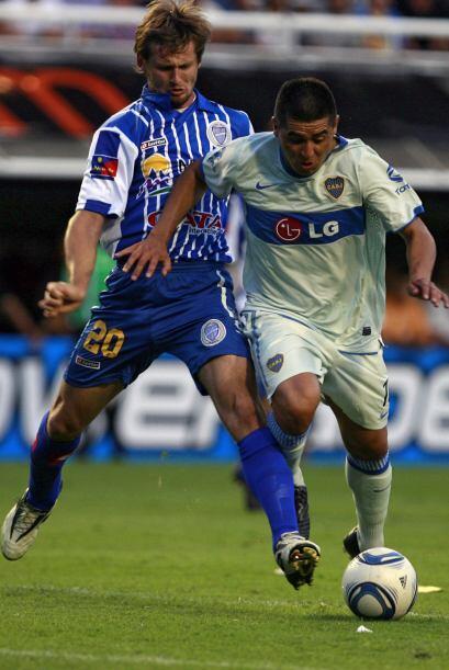 Pésimo debut de Boca Juniors en el certamen argentino, el equipo de Juan...