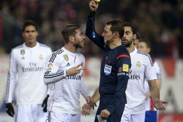 Sergio Ramos es un emblema del Real Madrid pero no tuvo un duelo adecuad...