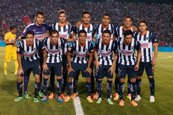 Los Rayados de Monterrey tuvieron uno de sus peores torneos por lesiones...