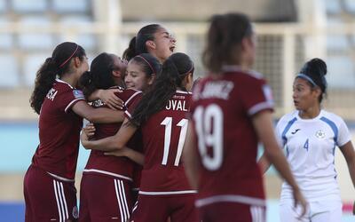 El tricolor femenil obtuvo una importante victoria sobre Nicaragua.