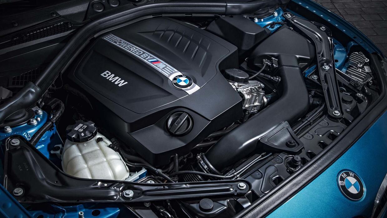 6 cilindros en línea N55 3.0 litros Turbo