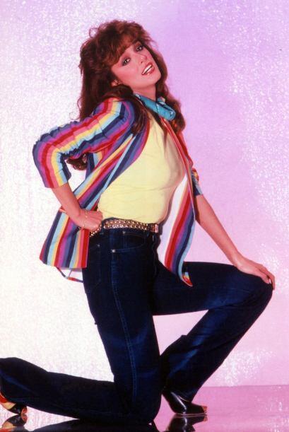 Lucía todavía es reconocida por ser una de las divas de las telenovelas.