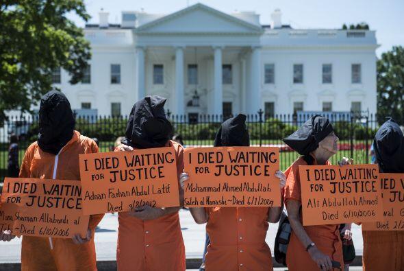 WASHINGTON ha ejecutado a cinco reos y 9 más permanecen en la espera de...