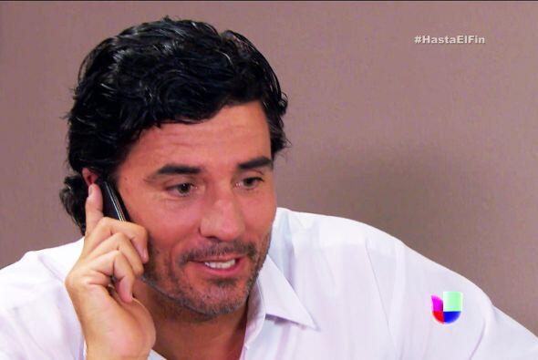 Y Armando está muy agradecido por tu ayuda y tu consideración.