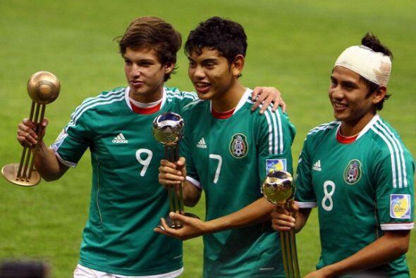 Carlos Fierro, Jonathan Espericueta y Julio Gómez han demostrado ser gra...
