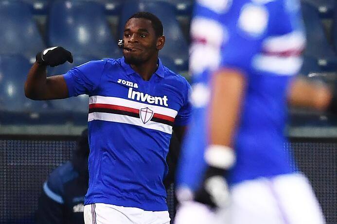 5. Duván Zapata (Sampdoria): el delantero colombiano está siendo el mejo...