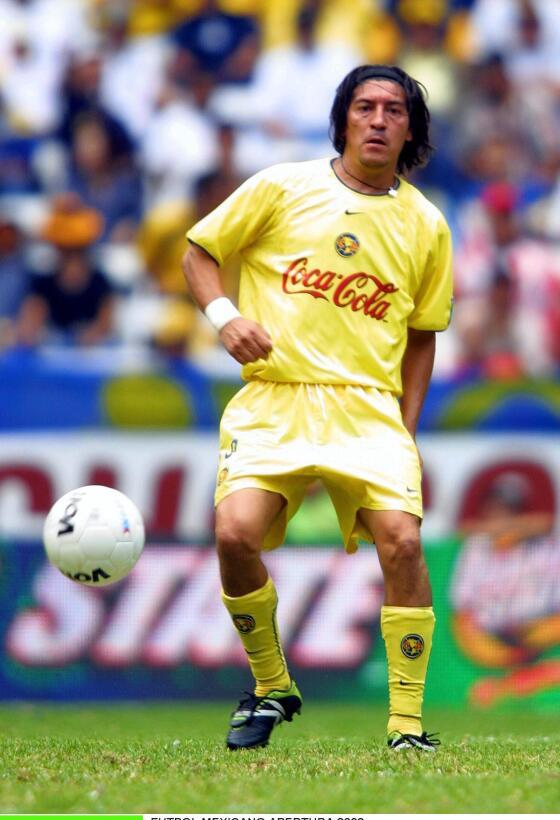 ¿Y si Cuauh hubiera...? Para Bam-Bam, Blanco estaba al nivel de Ronaldo...
