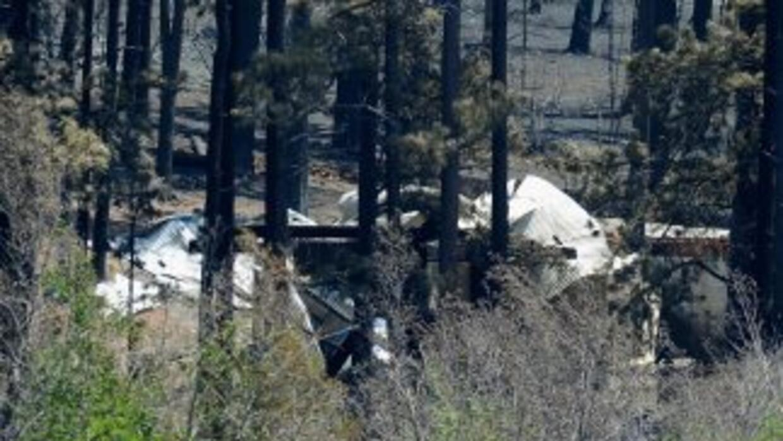 La zona de Wind River, donde fue encontrado su cuerpo, abarca 2.25 millo...