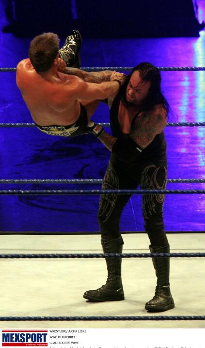 'Murió' la lucha libre: se retiró el Undertaker tras Wrestlemania 33 201...