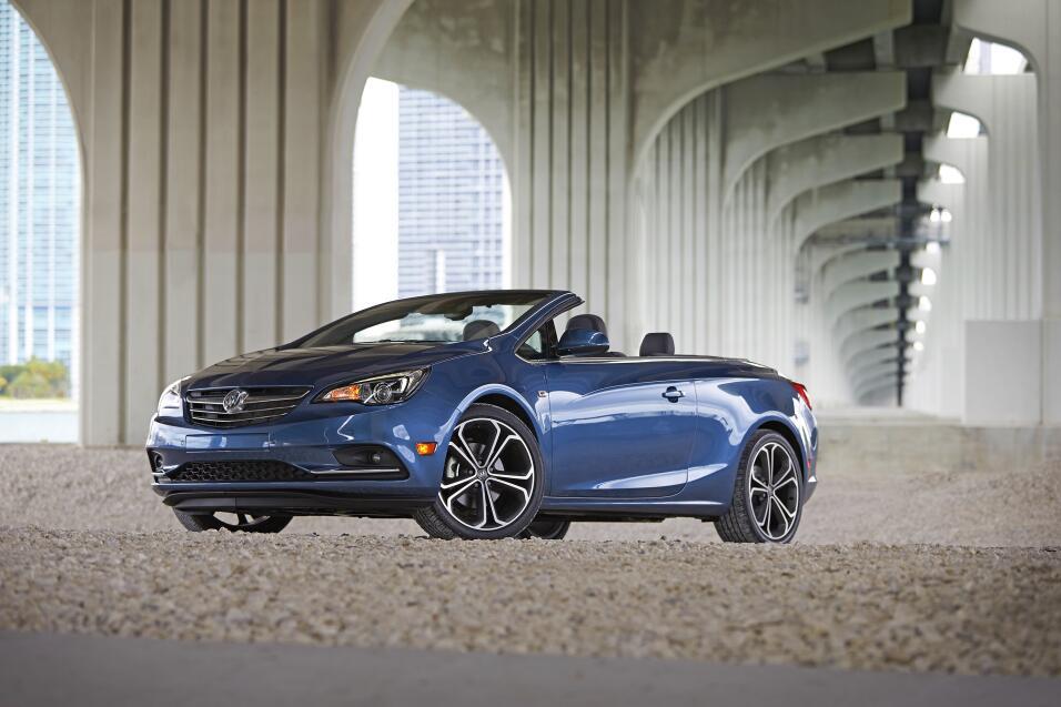 Buick Cascada 2017